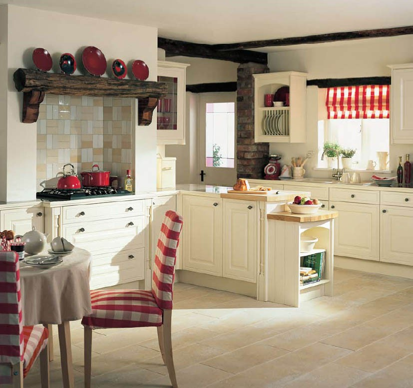 Country or Rustic Kitchen Design Ideas  The Spruce